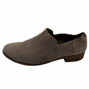 Toms Low Ankle Bootie Womens 11